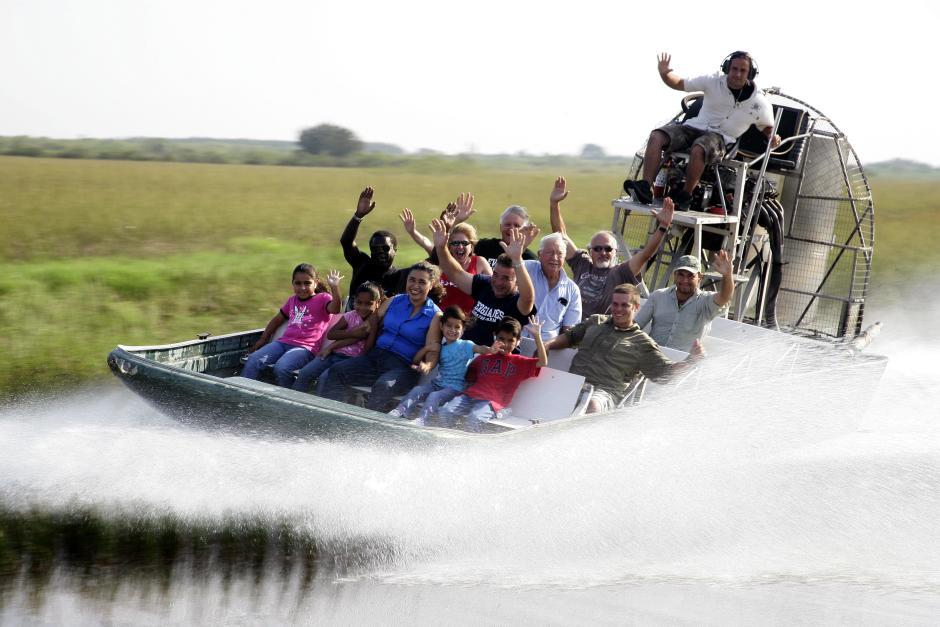 Everglades Alligator Farm Miami Attractions
