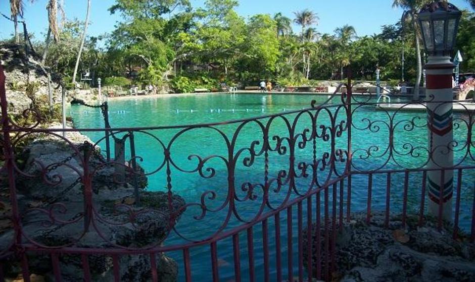 Venetian Pool Miami Attractions