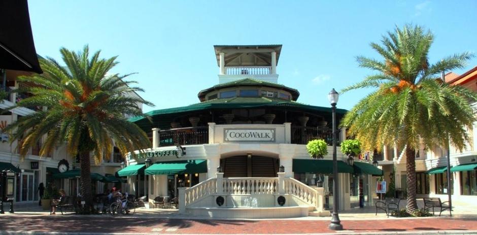 cocowalk - miami shopping