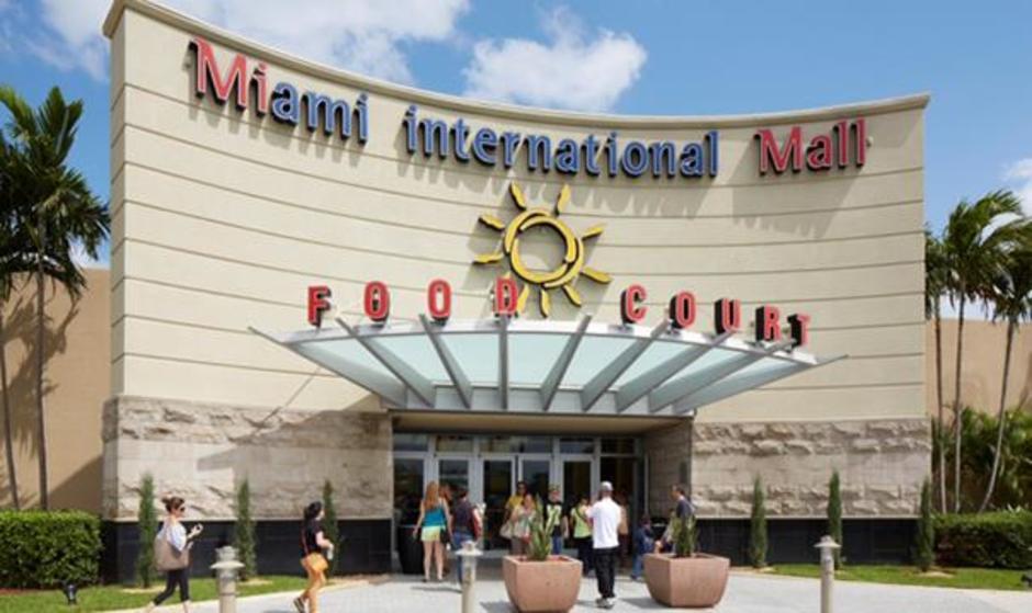 Miami International Mall Miami Shopping