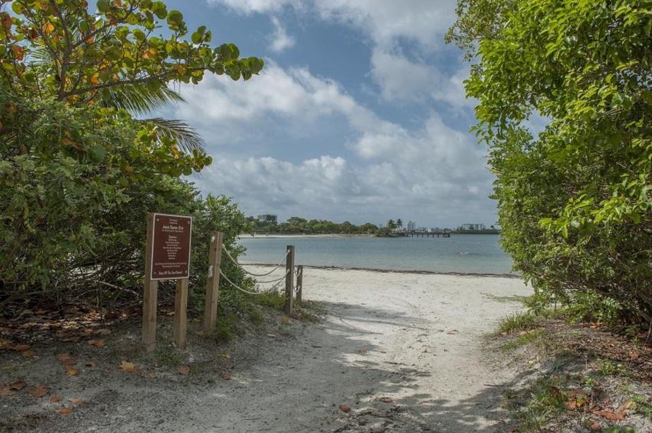 Oleta River State Park Beach Miami Beaches