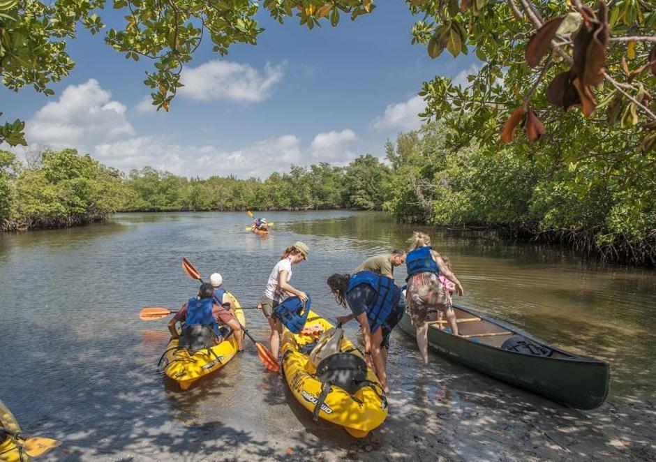 Oleta river state park beach miami beaches - Palm beach gardens recreation center ...