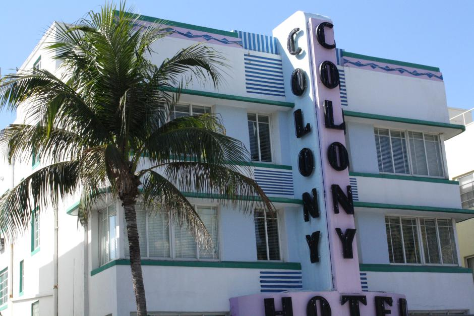 Preserving Promoting And Protecting The Miami Beach Art Deco District Since 1976