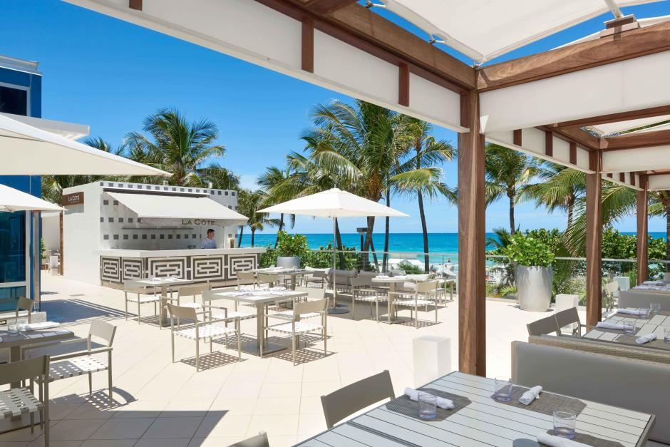 la c te at fontainebleau miami beach miami restaurants. Black Bedroom Furniture Sets. Home Design Ideas