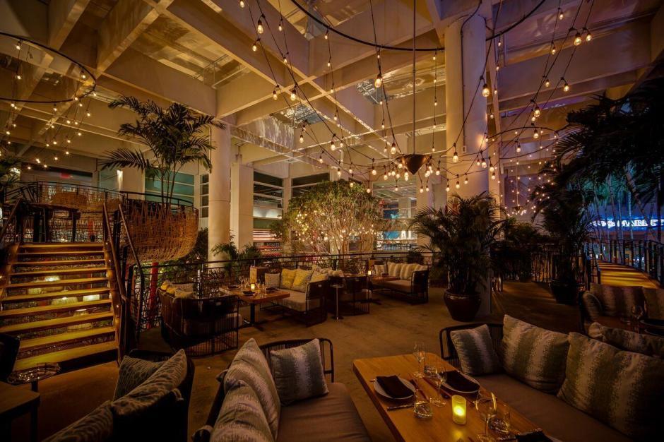 Komodo Miami Restaurants