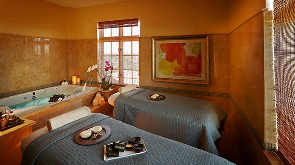 Massage Menu Spa Treatments