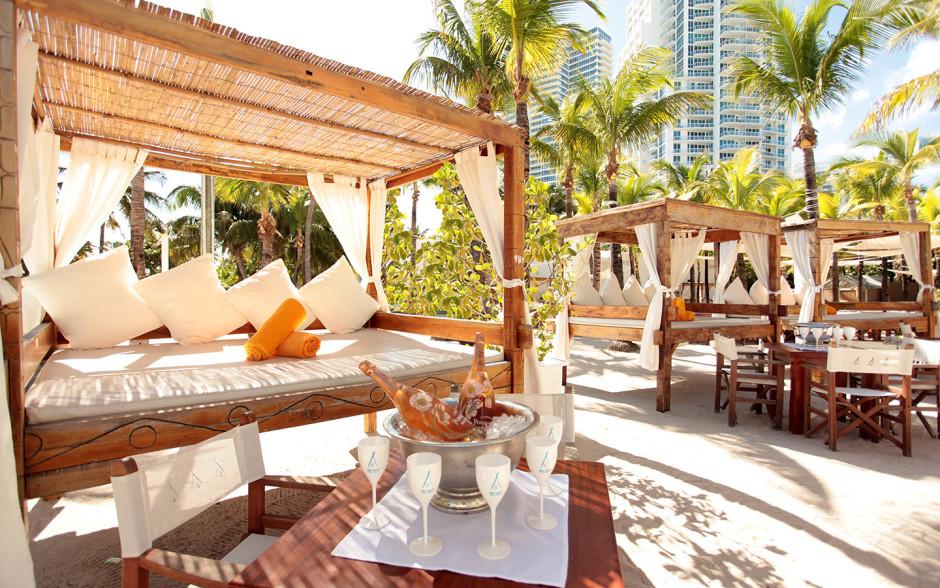 Nikki Beach Miami Restaurants