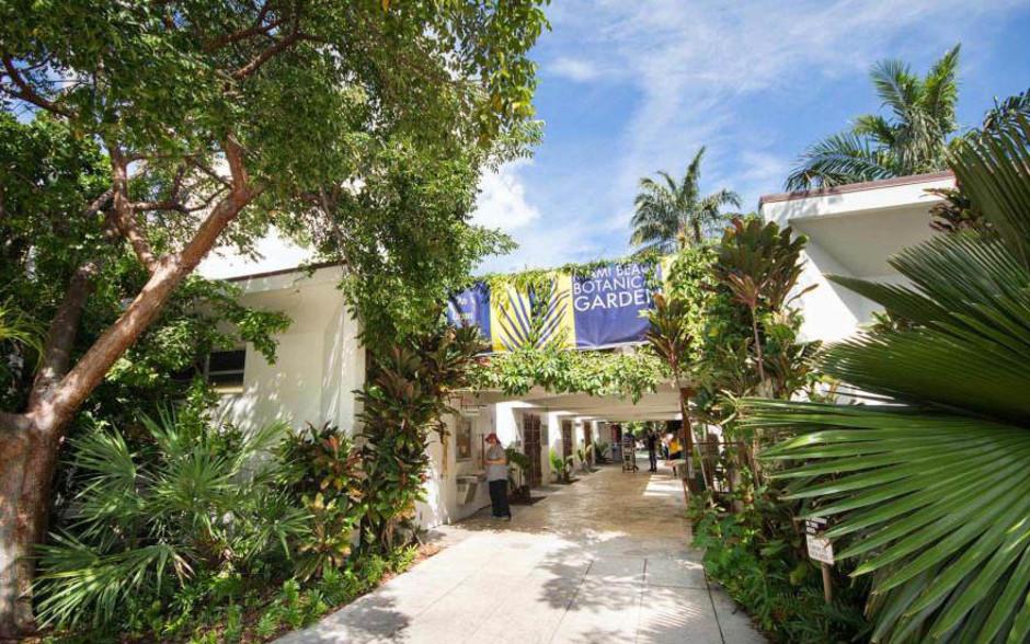 Guided Garden Tour - Miami Events