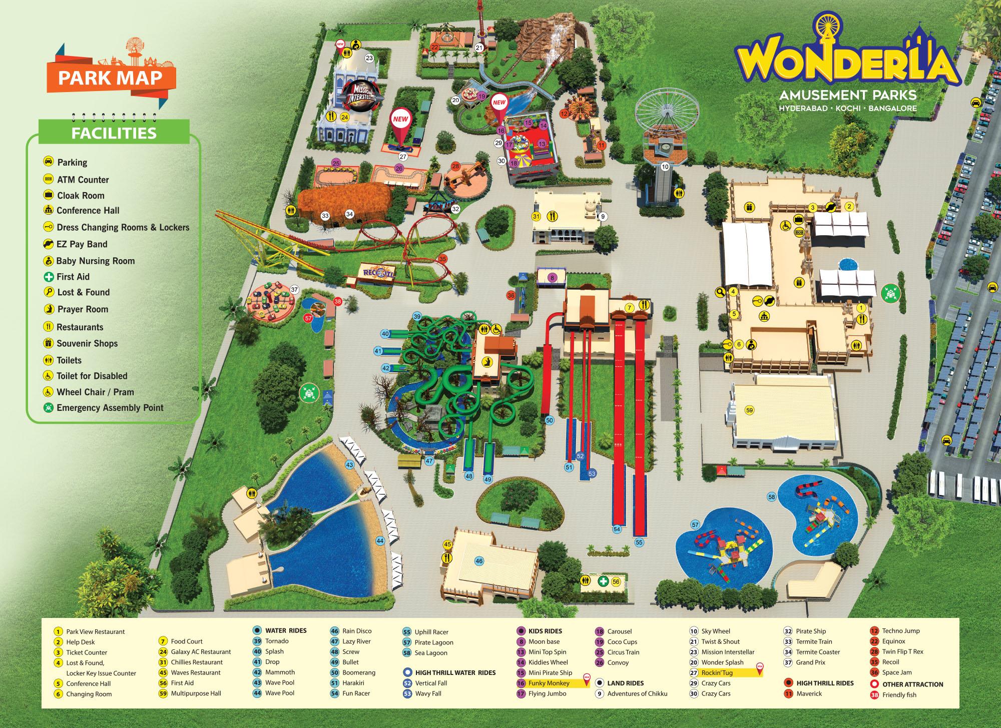 Wonderla Hyderabad Park Map   Wonderla Hyderabad Park on islamabad map, courtallam map, chhatrapati shivaji international airport map, lahore map, saddar map, south asia map, peshawar map, india map, trivandrum map, duqm map, karachi map, chennai map, assam map, colombo map, anantapur district map, ahmedabad gujarat map, myanmar map, dhaka map, magarpatta map, andhra pradesh map,