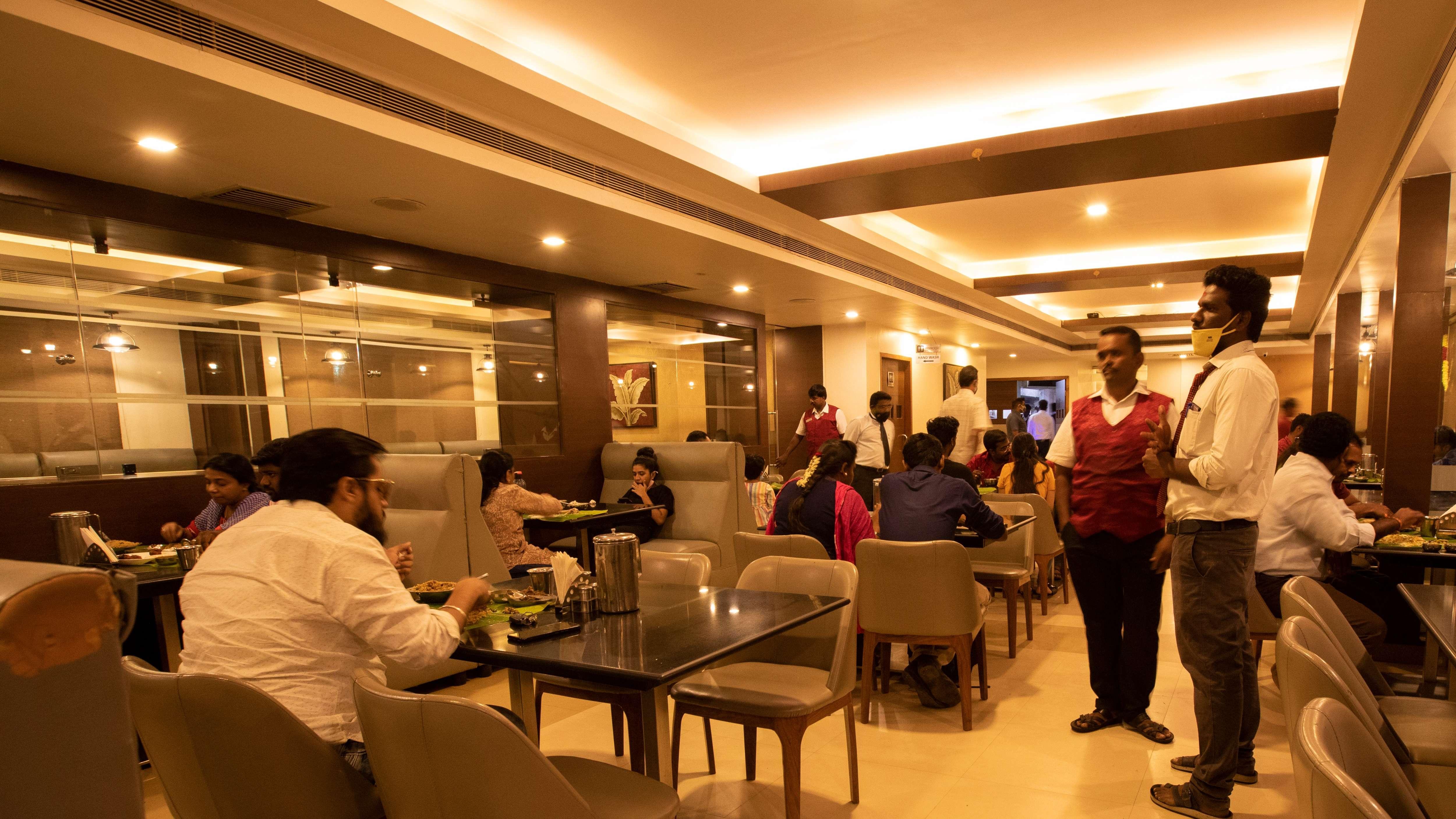 Hotel Kannappa Restaurant 11