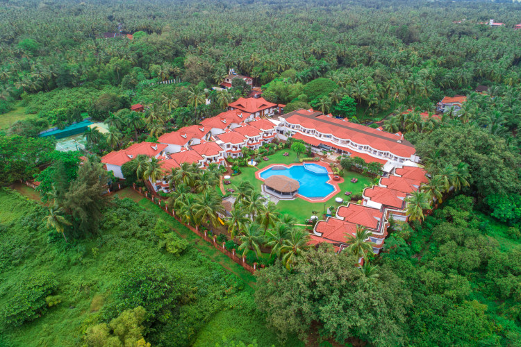 Boutique Beach Resort in South Goa