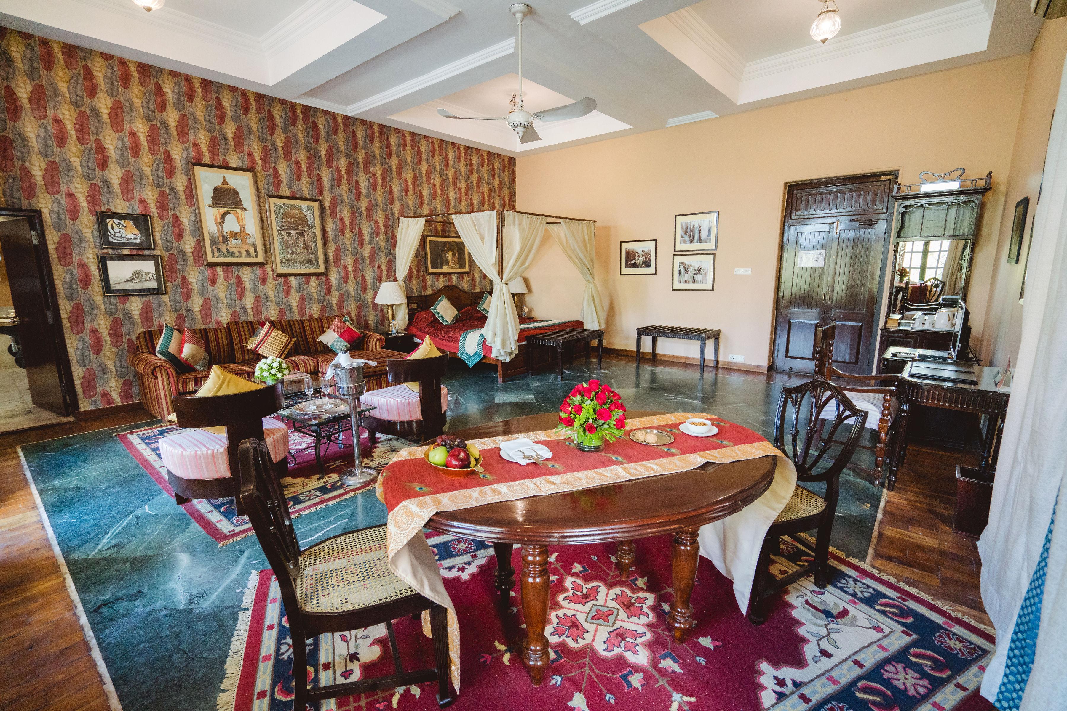 Jodhpur Hotel Rooms, Ranbanka Palace Hotel Jodhpur, Suite Room