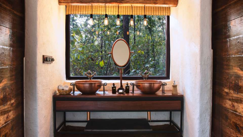 5Luxury Tents at Reni Pani, Stay In Satpura National Park, Pachmarhi Resort