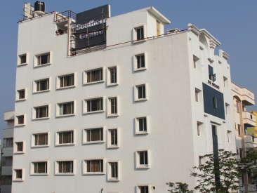 Facade, Hotel Southern Grand, hotels in Vijayawada
