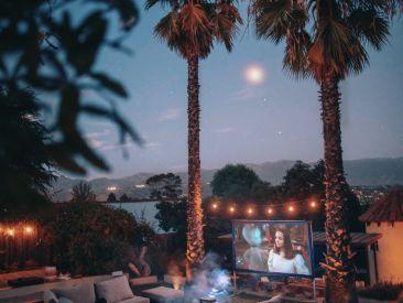 Outdoor Movies Delight
