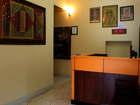 Ajit Mansion Jodhpur Lobby Reception Hotel Ajit Mansion Jodhpur 4