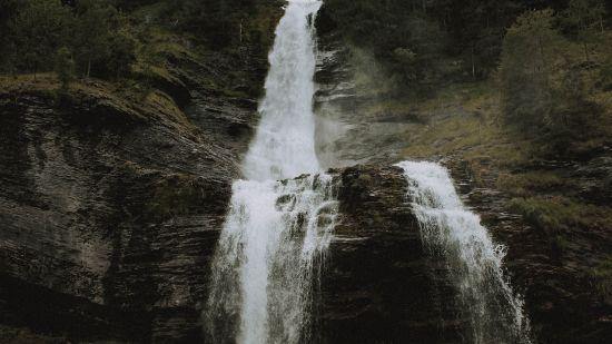 Barehipani Waterfall