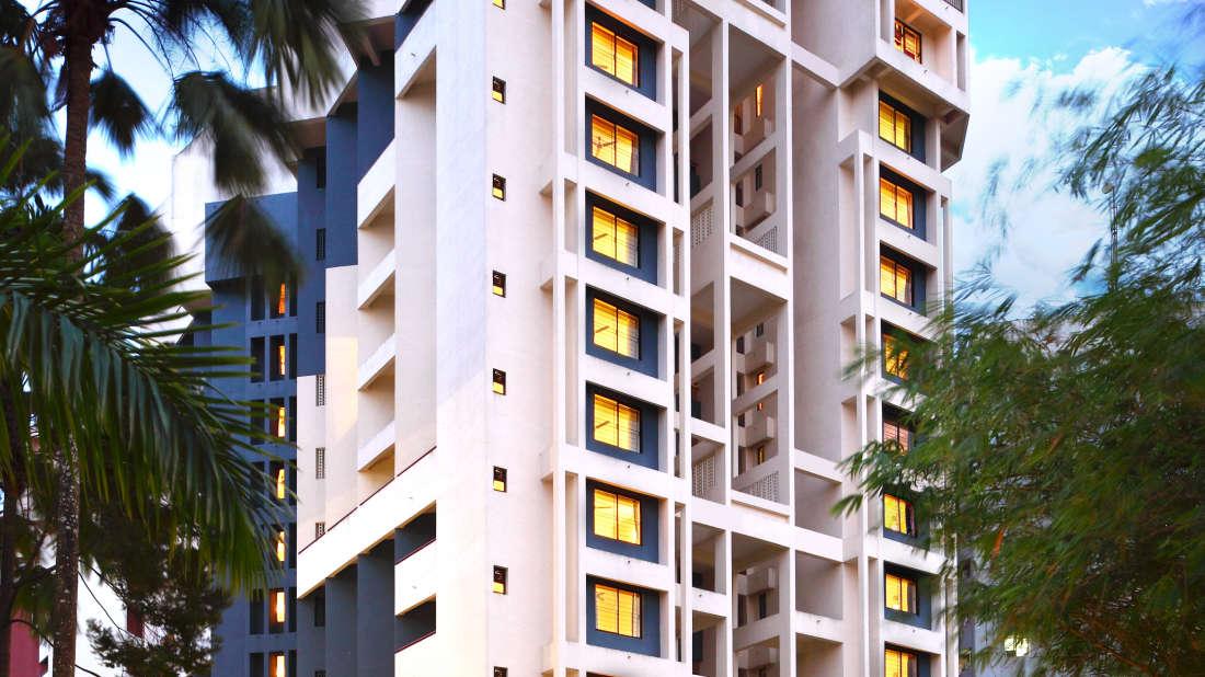 Facade - Hotel Reviera Suites Kochi