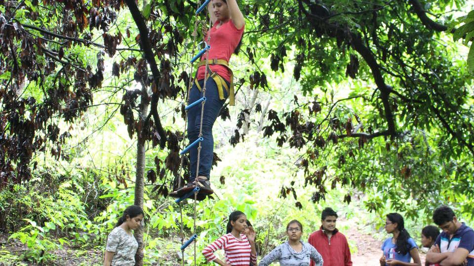 Ladder Climbing - Kundalika