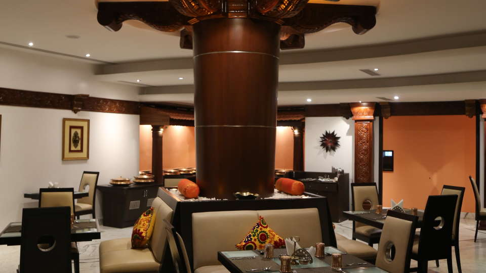 The President Hotel, Jayanagar, Bangalore Bangalore ZV1A9417