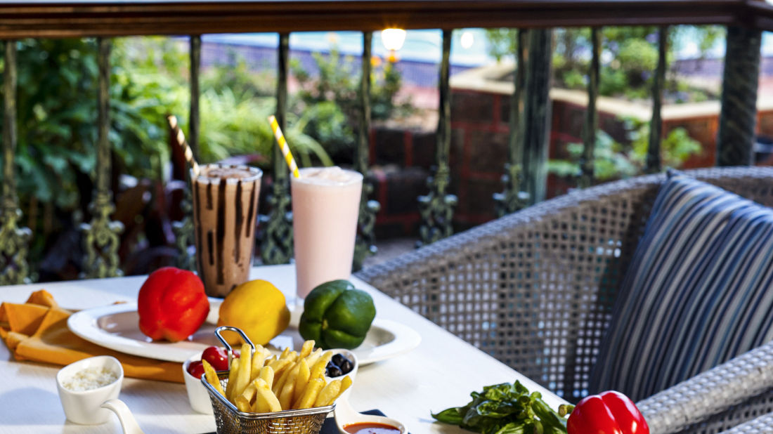 Chutney, Heritage Village Resort and Spa, Restaurant near Arossim Beach 33