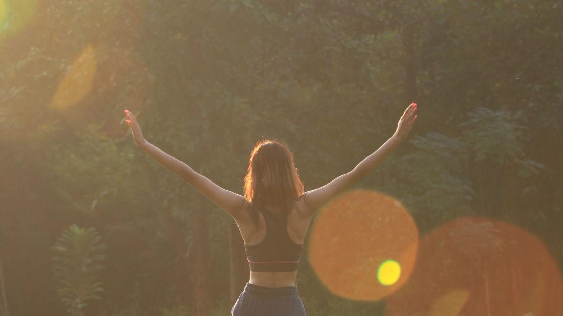 Yoga at Lulung Aranya Nivas
