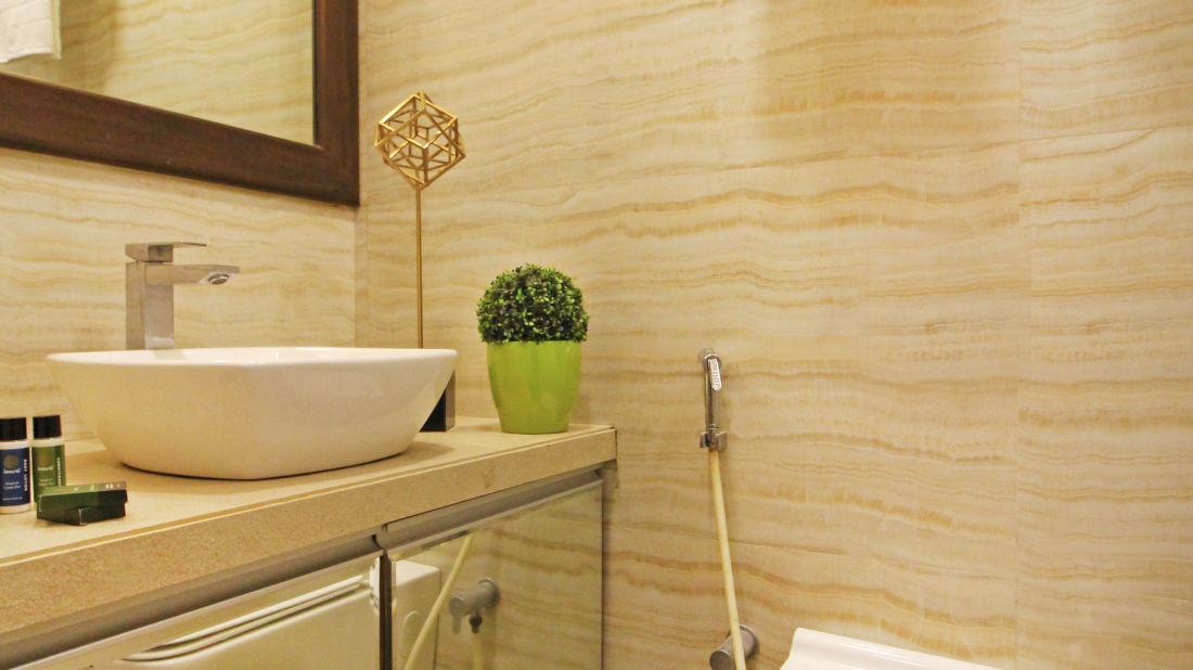 4 Bathroom 1, Serviced Apartments in Khar, Rooms in Khar, Hotels in Khar