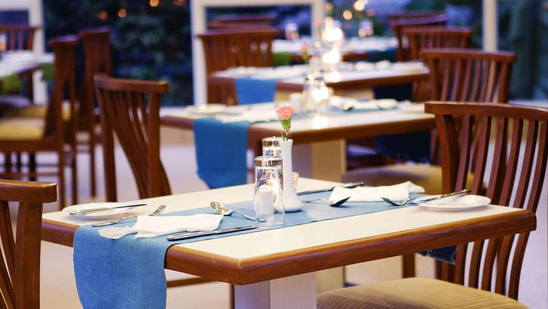 Ocean Palms Goa Nautilus Restaurant of Ocean Palms Goa 3