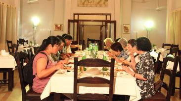 Restaurant at Infinity resorts Kanha, Restaurant in Kanha 4