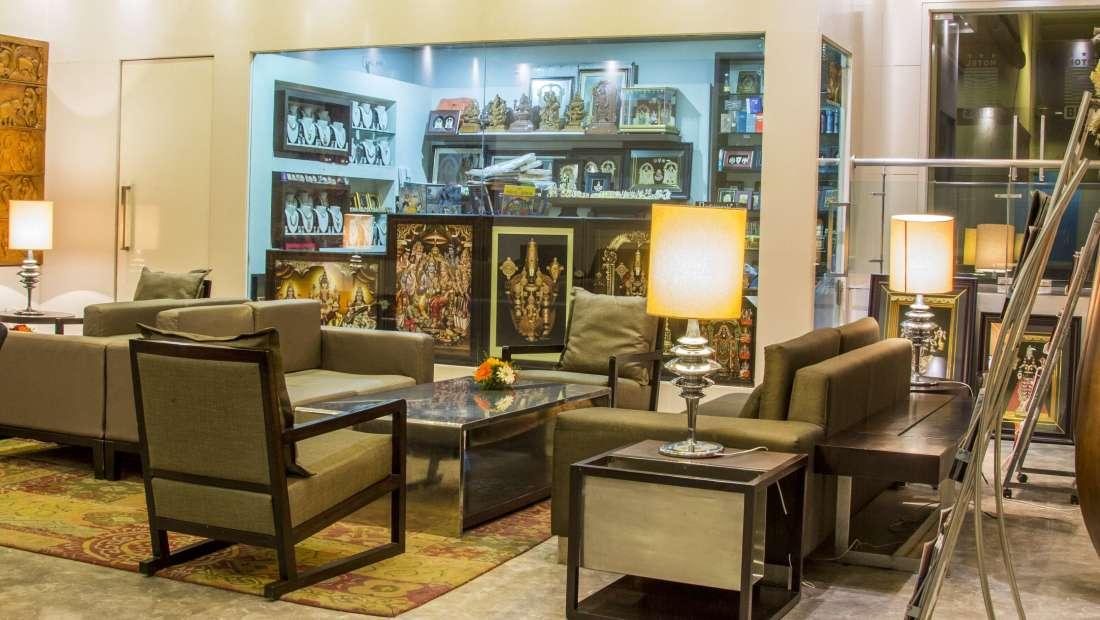 Hotel Bliss, 3-Star Hotel in Tirupati,  reception 5