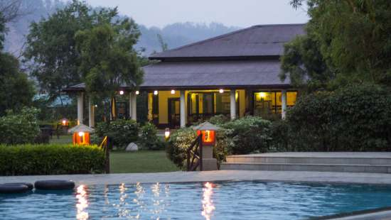 The Riverview Retreat, Corbett Corbett Leisure Hotels28