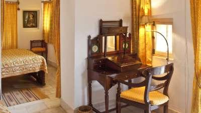 Neemrana Fort Palace Neemrana Pukhraj Mahal Hotel Neemrana Fort Palace Neemrana Rajasthan