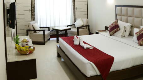Hotel Bhoomi Residency, Agra Agra 632A8838