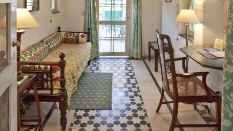 Neemrana Fort-Palace - 15th C, Delhi-Jaipur Highway Neemrana Panna Mahal Hotel Neemrana Fort Palace Neemrana Rajasthan 1