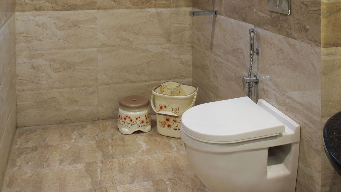 Hotel Hari Piorko - Paharganj, New Delhi New Delhi Wash Room Hari Piorko Paharganj New Delhi 2