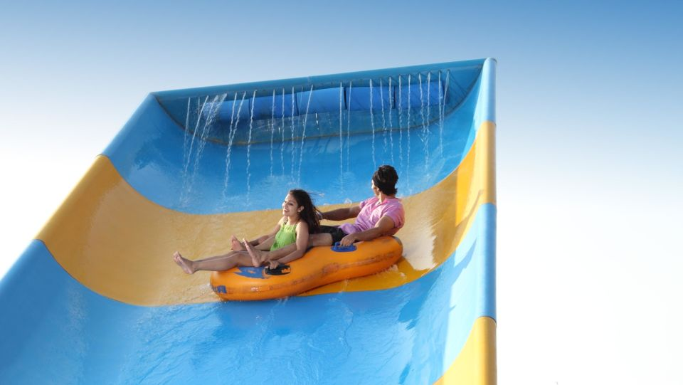 Water Rides - Boomerang at  Wonderla Amusement Park Bangalore