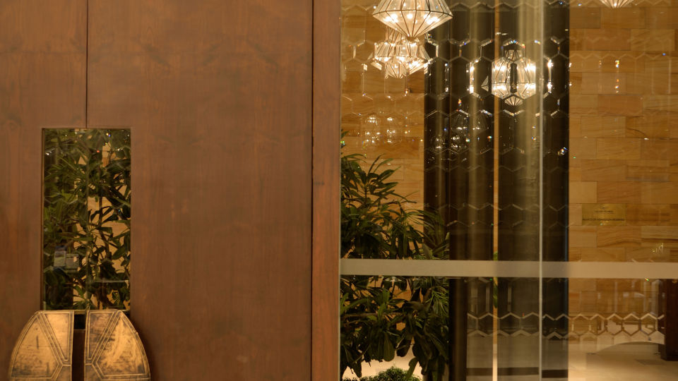 Interior view Marasa Sarovar Premiere Tirupati Best Hotels in Tirupati Sarovar Hotels 10