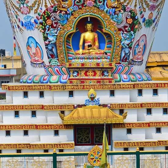 Central Hotels  Salaugara Monastery Central Hotels Siliguri