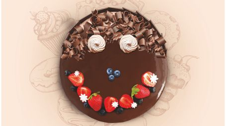 Happy Hour Cake Promotion at The Grand New Delhi Top Hotels in Delhi