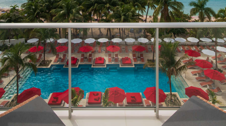alt-text Sky Club Ocean View Spa Suite, S Hotel Jamaica, Accommodation in Montego Bay 5