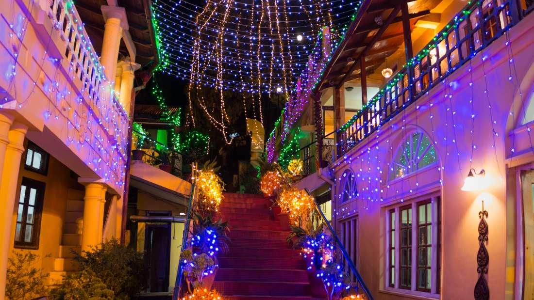 Heritage Hotels of Nainital  Banquet Hritage Hotels of Nainital 5