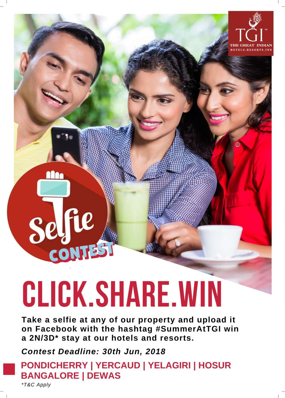 Selfie contest xb96fr