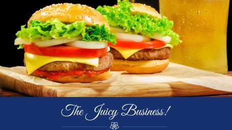 BurgerPromo at The Grand New Delhi