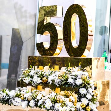 50th Decor