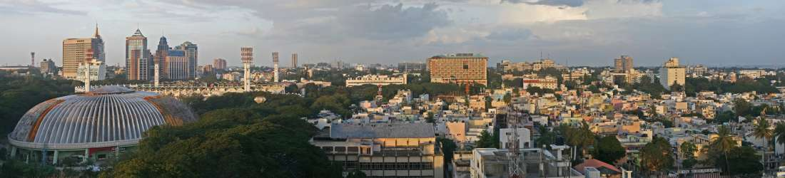 Central Hotels  Bangalore