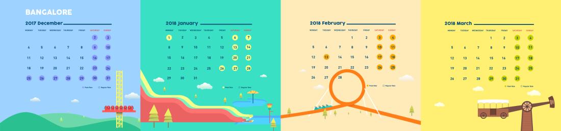 Calender-Dec Jan Feb March 2018-02