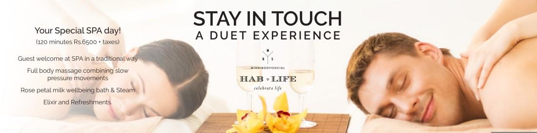 Hablis Hotel Chennai Chennai A Duet Experience Spa Package Hablis Chennai