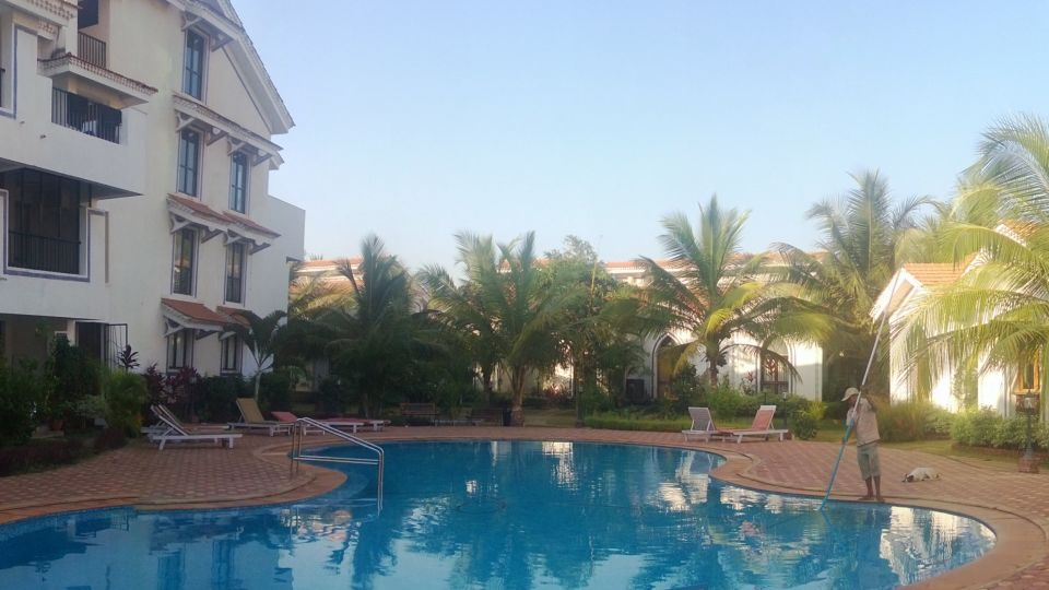 Casa Legend Villa & Serviced Apartments, Goa Goa WP 20130418 07 45 49 Panorama