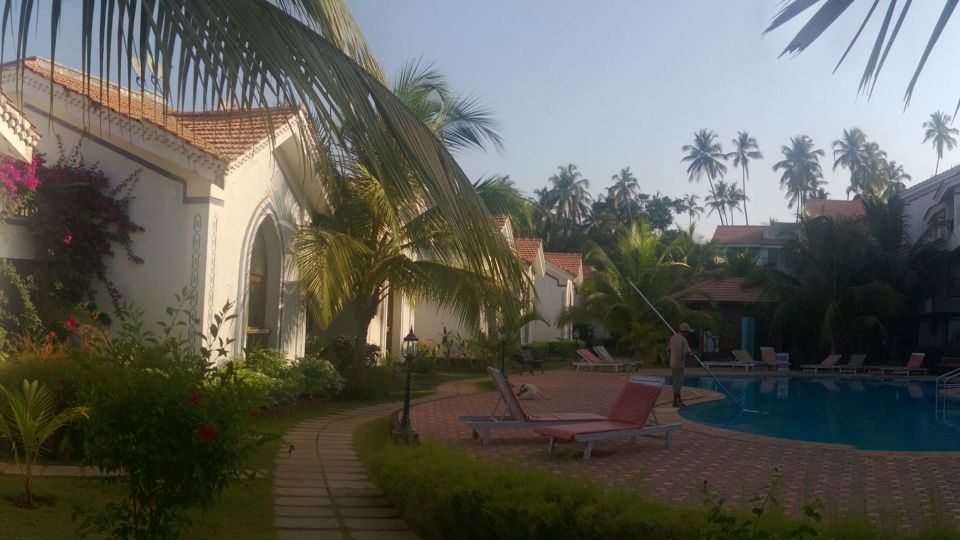 Casa Legend Villa & Serviced Apartments, Goa Goa WP 20130418 07 49 35 Panorama