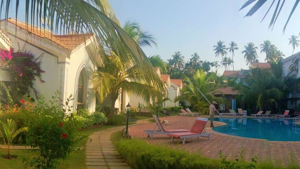 Casa Legend Villa & Serviced Apartments, Goa Goa WP 20130418 07 49 35 Panorama 2